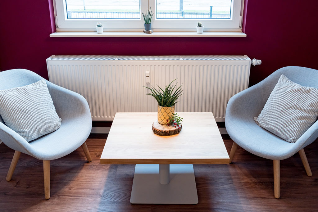 Zweitertisch Café Gusto Magdeburg