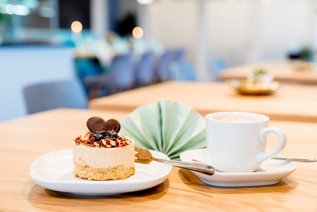 Törtchen Café Gusto Magdeburg